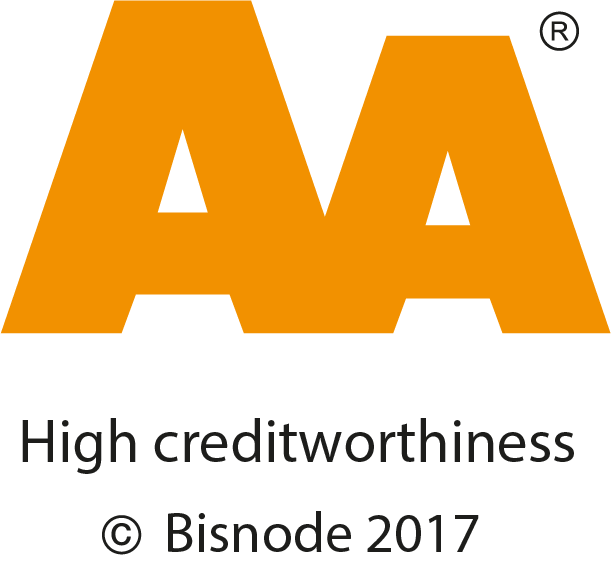 AA is a proof of good credit rating.